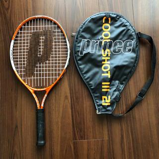 プリンス(Prince)のテニスラケット プリンス COOL SHOT III 21インチ ジュニア(ラケット)