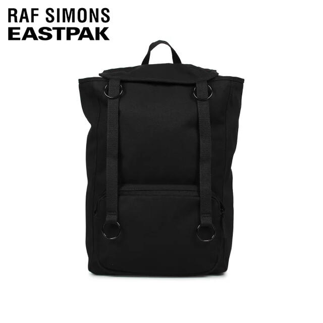 RAF SIMONS(ラフシモンズ)のRaf Simons X Eastpak Edition ブラック バックパック メンズのバッグ(バッグパック/リュック)の商品写真