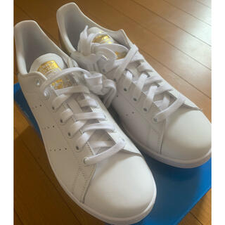 adidas - スタンスミス 新品 金 27.5