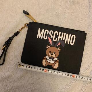 MOSCHINO - モスキーノ クラッチバック