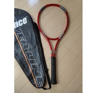 プリンス(Prince)の硬式テニスラケット*プリンスAIR APPROACH*ケース付き(ラケット)