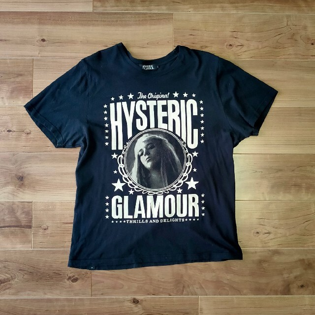 HYSTERIC GLAMOUR(ヒステリックグラマー)のヒステリックグラマー Tシャツ メンズのトップス(Tシャツ/カットソー(半袖/袖なし))の商品写真