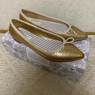 シップスフォーウィメン(SHIPS for women)のTEMPERATE☆シップス別注レインシューズ バレエシューズ(レインブーツ/長靴)