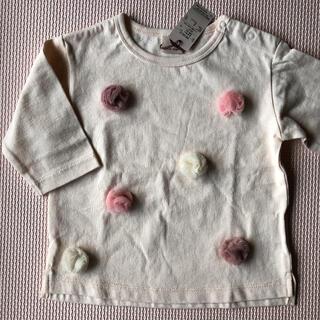 petit main - 【新品未使用】プティマイン トップス Tシャツ