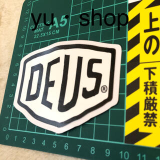 Deus ex Machina - デウス シール( DEUSEXMACHINA )1枚 ミラノ 最大サイズ 008