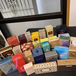 ⑦香水まとめ売り・30個 20210414