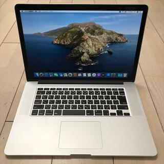 "Apple - MacBook Pro Retina 15"" Mid2012-i7-SSD512"