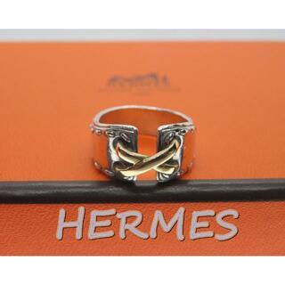 Hermes - HERMES エルメス リング メキシコ サイズ52 USED