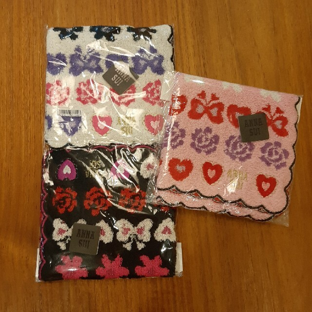 ANNA SUI(アナスイ)のもこ様専用 レディースのファッション小物(ハンカチ)の商品写真
