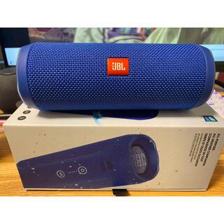 Flip - JBL Flip 4 Bluetoothスピーカー ブルー
