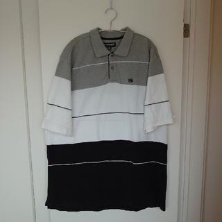 エコーアンリミテッド(ECKŌ UNLTD(ECKO UNLTD))のECKO UNLTD エコーアンリミテッド オーバサイズポロシャツ 3XL(ポロシャツ)
