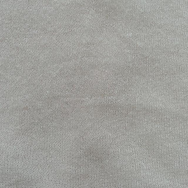 BEAUTY&YOUTH UNITED ARROWS(ビューティアンドユースユナイテッドアローズ)のroku 6 SUKE ELBOW PATCH KNIT スケ シアー レディースのトップス(カットソー(長袖/七分))の商品写真