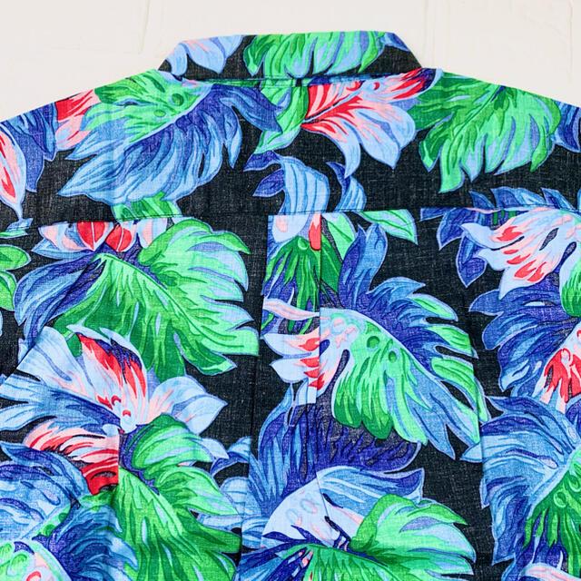 Reyn Spooner(レインスプーナー)のreynspooner レインスプーナー 新品 半袖シャツ アロハ レギュラー メンズのトップス(シャツ)の商品写真