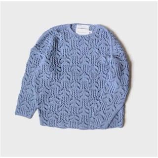 DAIRIKU/Flower Pattern Hand Knitting