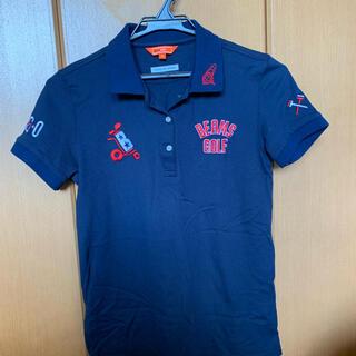 BEAMS - ビームスゴルフ ポロシャツ レディースMサイズ