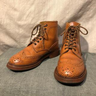 トリッカーズ(Trickers)の●Tricker's●モールトン L5180●UK4.5(23~23.5cm) (ブーツ)