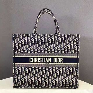 Christian Dior - Christian Dior ブックトートバッグ