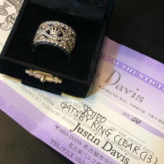 Justin Davis - JUSTIN DAVIS  ジャスティン デイビス Gatsby リング