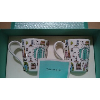 Tiffany & Co. - ★TIFFANY&Co. ティファニー ニューヨーク5th アベニューマグカップ