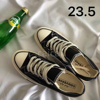 CONVERSE - コンバース converse チャックテイラー ct70 ブラック 23.5cm