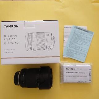 TAMRON - TAMRON 18-400F3.5-6.3 Nikon用