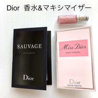 Christian Dior - Dior ソヴァージュ ミスディオール マキシマイザー