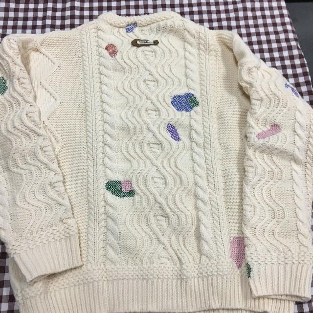 MAISON KITSUNE'(メゾンキツネ)の人気品adererror ニットセーター A2 メンズのトップス(ニット/セーター)の商品写真