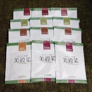 ブルックス(Brooks)のBROOKS 美穀菜 5種 合計12袋(ダイエット食品)