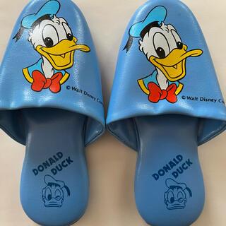 ディズニー(Disney)の子どもスリッパ ドナルドダック(スリッパ)