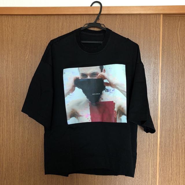 Rick Owens(リックオウエンス)のJULIUS ユリウス 19SS カットソー  size1 バレンシアガ メンズのトップス(Tシャツ/カットソー(半袖/袖なし))の商品写真