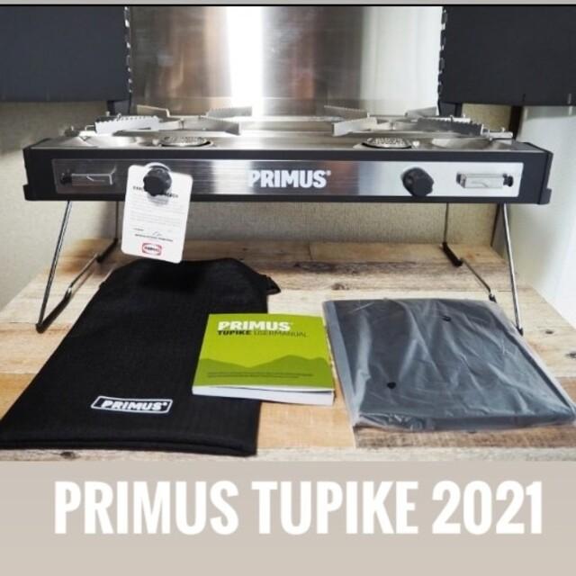 PRIMUS(プリムス)の【レア】primus tupike 2021 プリムス トゥピケ【最新モデル】 スポーツ/アウトドアのアウトドア(ストーブ/コンロ)の商品写真