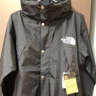 THE NORTH FACE - 【新品】ノースフェイス マウンテンレインテックスジャケット ブラック