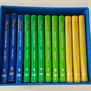 DWE  ストレートプレイ ディズニー英語システム