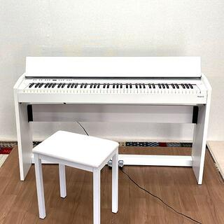 Roland - Roland ローランド 電子ピアノ 椅子付 白