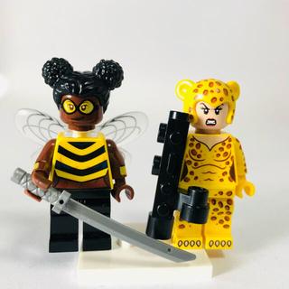 Lego - 正規品☆LEGO☆ミニフィグ ☆DCヒーロー☆2体セット