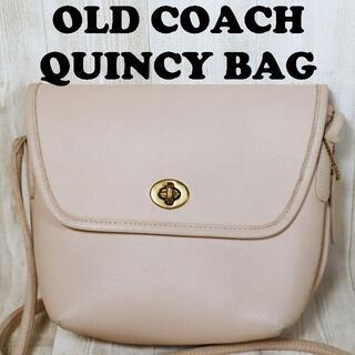 COACH - オールドコーチ OLDCOACH ショルダーバッグ クインシーバッグ 9919