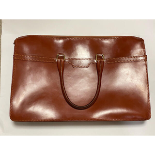 グレンロイヤル(GLENROYAL)のグレンロイヤル ブライドルレザー ビジネスバッグ(ビジネスバッグ)