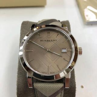 BURBERRY - 新品同様!BURBERRY The City 腕時計