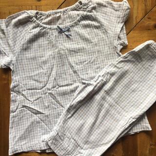 ムジルシリョウヒン(MUJI (無印良品))の無印 パジャマ  100センチ (パジャマ)