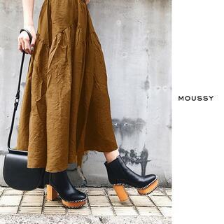 moussy - MOUSSY マウジー フレアスカート