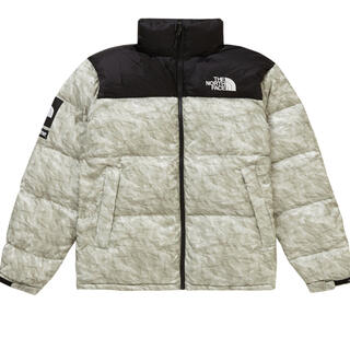 Supreme - supreme paper nuptse jacket