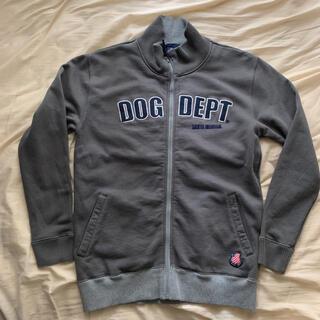 ドッグデプト(DOG DEPT)の美品 DOG  DEPT  トレーナー(スウェット)