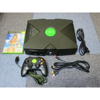 エックスボックス(Xbox)のMicrosoft Xbox 本体(家庭用ゲーム機本体)