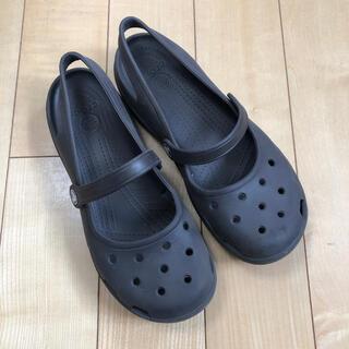 crocs - クロックス カリンクロッグ w9