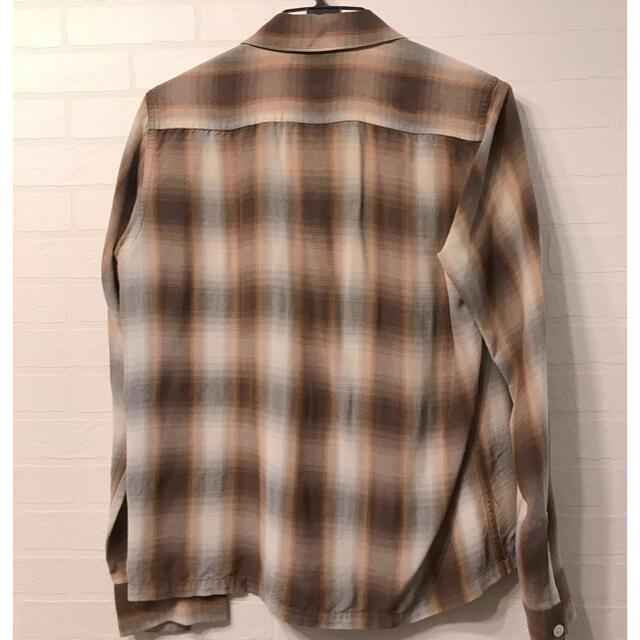 WACKO MARIA(ワコマリア)のキムタクWACKOMARIA シャツ Sサイズ メンズのトップス(シャツ)の商品写真