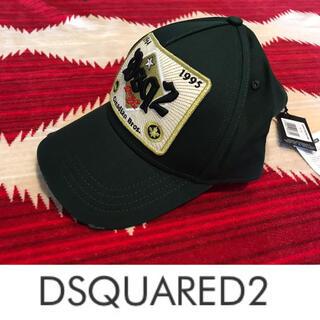 ディースクエアード(DSQUARED2)のディースクエアード 2 キャップ 新品 未使用(キャップ)