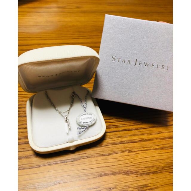 STAR JEWELRY(スタージュエリー)の「ピノコ様専用」K18ネックレス STAR JEWELRY レディースのアクセサリー(ネックレス)の商品写真