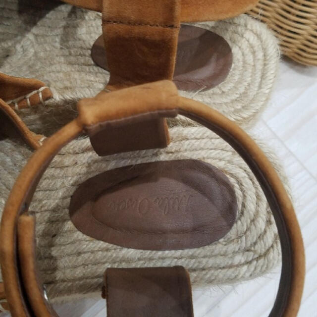Mila Owen(ミラオーウェン)の厚底ウェッジサンダル❤️ レディースの靴/シューズ(サンダル)の商品写真