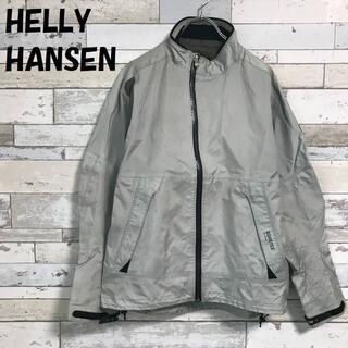 ヘリーハンセン(HELLY HANSEN)の【人気】ヘリーハンセン ナイロン ナビゲータージャケット GORE-TEX L(ナイロンジャケット)
