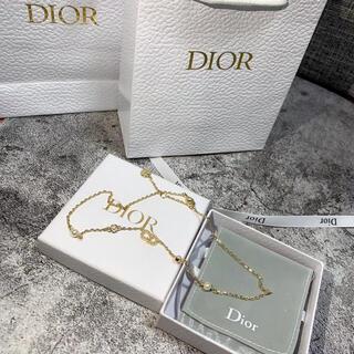 Dior - cdパール ネックレス